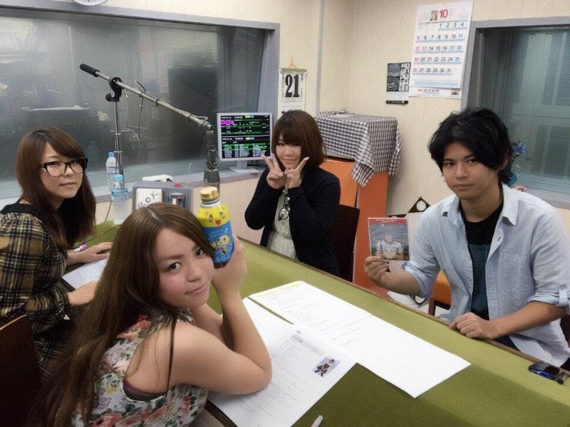 【手登根優貴】10月25日21:00ラジオ沖縄「タマアゲ。」出演