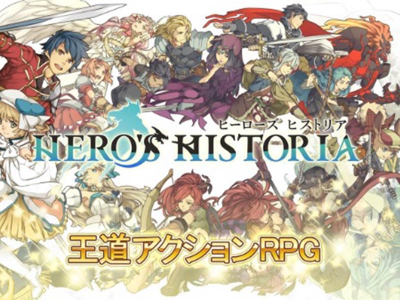 HERO'S HISTORIA