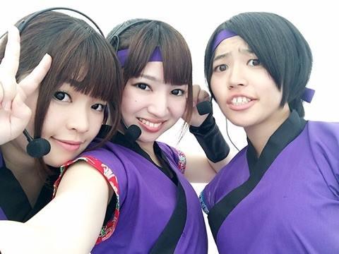 13日琉球忍者路上ライブ