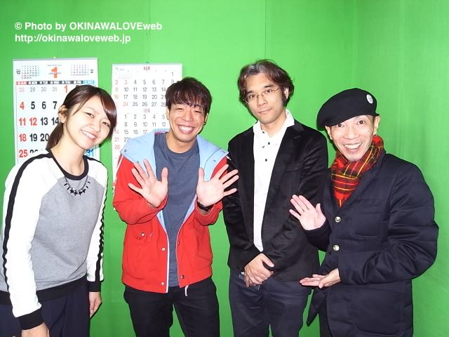 【来兎】RBCiラジオ『沖縄カルチャークリップス』に出演
