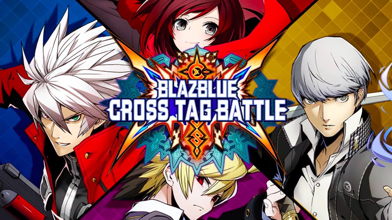【PS4】BLAZBLUE CROSS TAGBATTLE早期購入特典CD