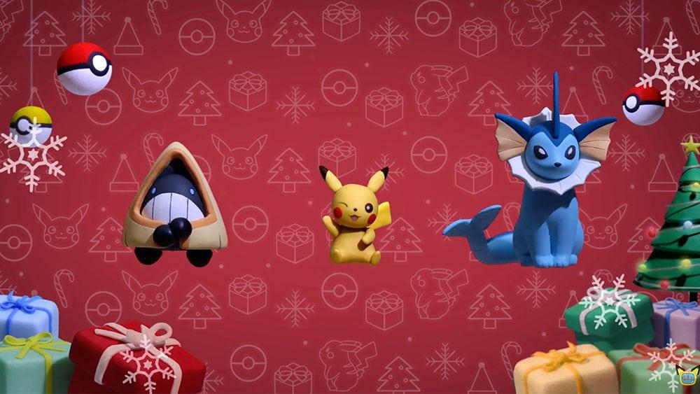 【動画】ポケモン Kids TV『We Wish You a Merry Christmas』編曲しました