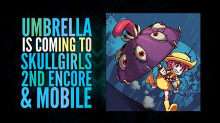 【GAME】スカルガールズ 2ndアンコールの新キャラクター「アンブレラ」のBGMを制作致しました。